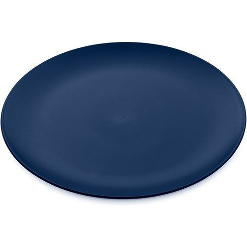 Koziol Talerz płaski rondo welwetowy błękit (4002942399651)