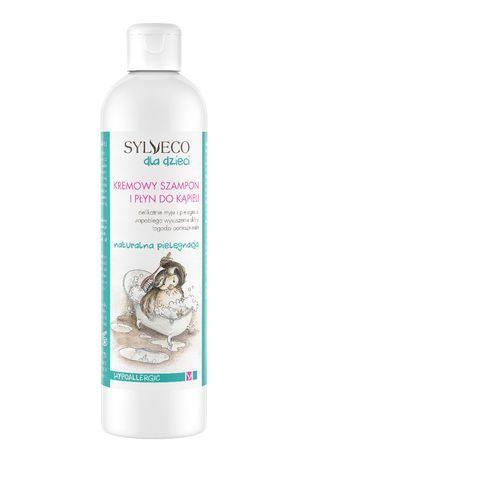 Kremowy szampon i płyn do kąpieli Sylveco, 14668