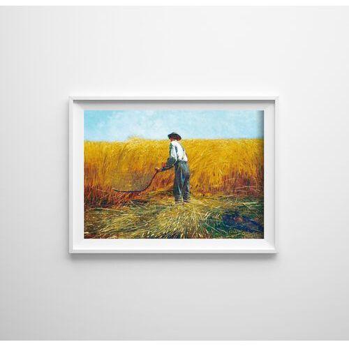 Plakat na ścianę Plakat na ścianę Weteran w nowym polu autorstwa Winslow Homer