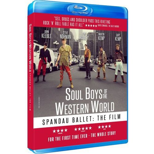 Soul Boys of the Western World - produkt z kategorii- Westerny