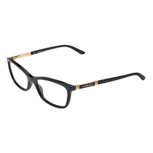 Versace VE 3186 gb1 Okulary korekcyjne + Darmowa Dostawa i Zwrot