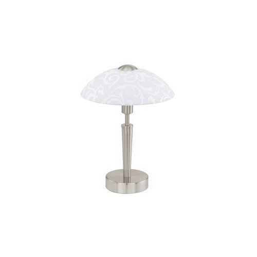 91238 - lampa stołowa solo 1 1xe14/60w chrom marki Eglo