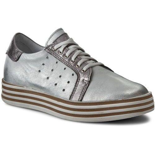 Simen Sneakersy - 0460 vs14 kryszt.srebro/vs14 kryszt.