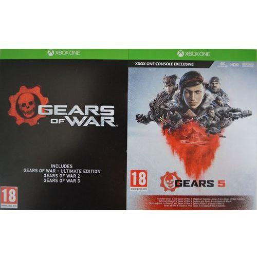 Microsoft Gra xbox one gears of war 5