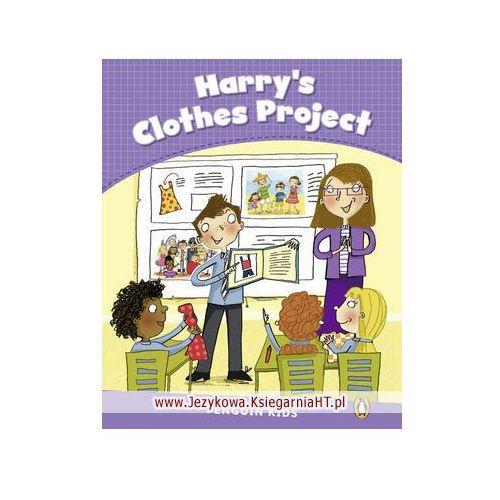 Pen.KIDS Harrys Clothes Project (5) CLIL (9781408288412)