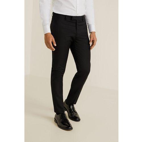 - spodnie paulo marki Mango man
