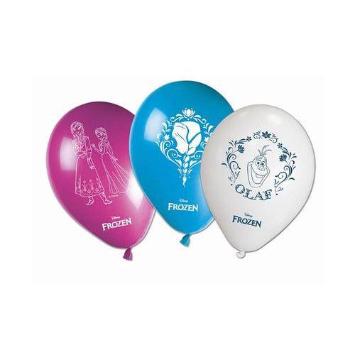 Procos disney Balony urodzinowe frozen - kraina lodu - 28 cm - 8 szt (5201184846452)