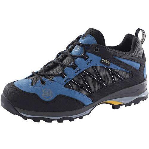 belorado low gtx buty mężczyźni niebieski/czarny 46,5 2017 buty turystyczne marki Hanwag