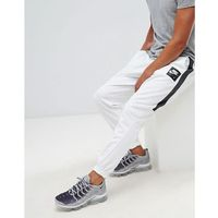 Nike Air Joggers With Side Panel In White AJ5317-100 - White, kolor biały