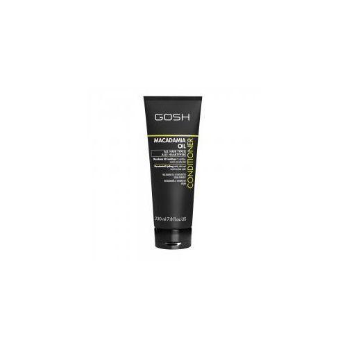 GOSH Macadamia Oil, odżywka do włosów, 230ml