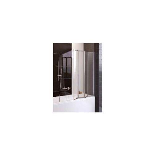tanganika parawan nawannowy 4 skrzydłowy 85x140, profile chrom, szkło transparentne 170-50000 marki Aquaform