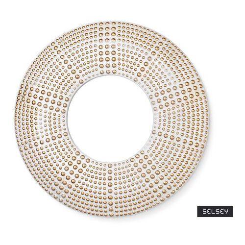 Mondex Selsey lustro yangon o średnicy 39 cm