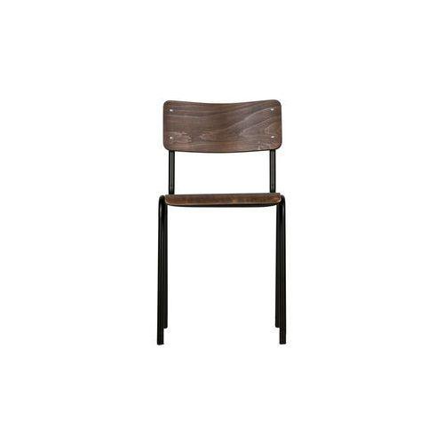Woood krzesło kees brązowe 373641-b