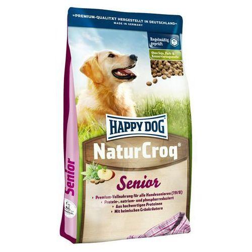 naturcroq senior 4 kg- rób zakupy i zbieraj punkty payback - darmowa wysyłka od 99 zł marki Happy dog