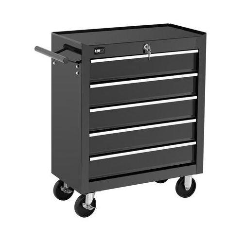 wózek narzędziowy - 5 szuflad msw-wwg-12 - 3 lata gwarancji marki Msw