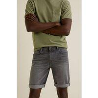 Mango Man - Szorty jeansowe Rock4, jeans