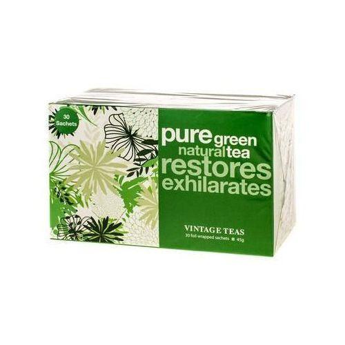 Vintage teas  pure green tea - 30 torebek 1,5g
