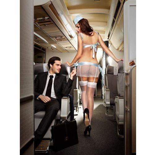 Przebranie stewardessa - baci first class flight attendant one size, Baci lingerie