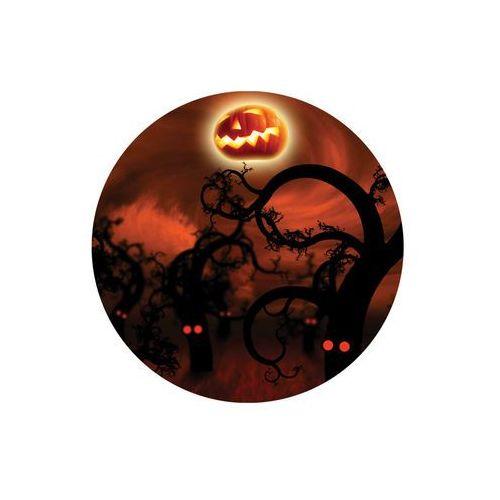 Dekoracyjny opłatek tortowy halloween - 20 cm - 10 marki Modew