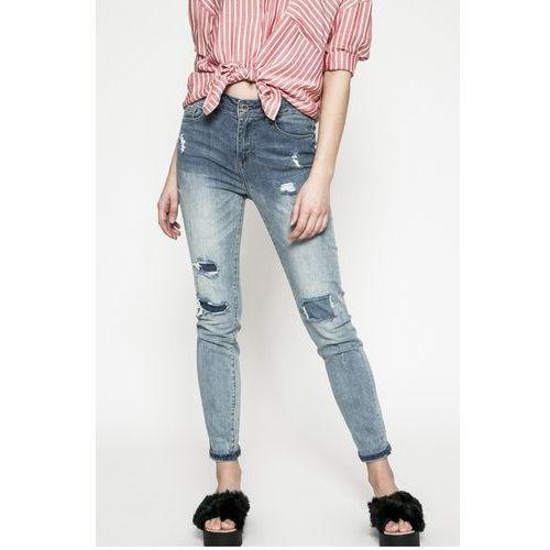 Morgan - jeansy pmeli pantalon