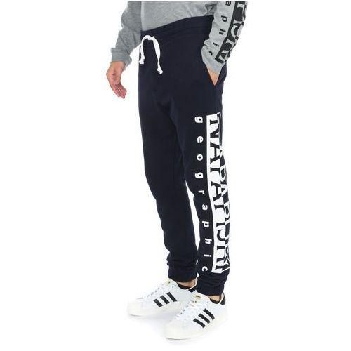 Napapijri Maget Spodnie dresowe Niebieski S