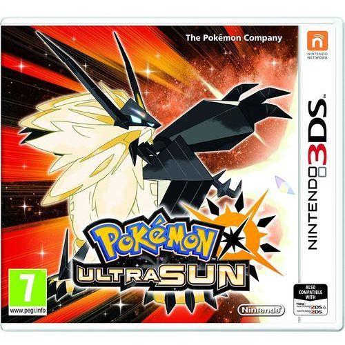 Nintendo 3DS Pokémon Ultra Sun