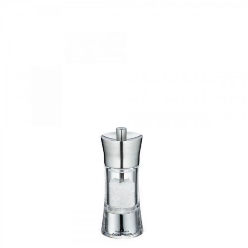 młynek do soli, śred. 5,8x14 cm, stalowo-akrylowy marki Zassenhaus
