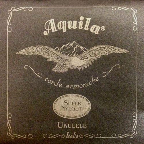 Aquila Super Nylgut - struny do ukulele, Baritone, GCEA, High G