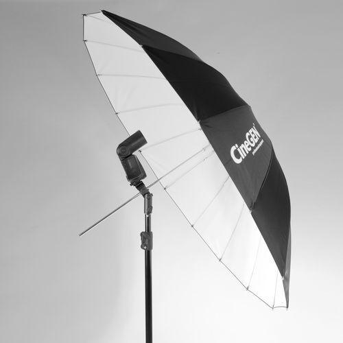Uchwyt do lampy błyskowej i parasolki (typ E)