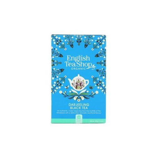 Herbata czarna Darjeeling (20x2) BIO 40 g English Tea Shop