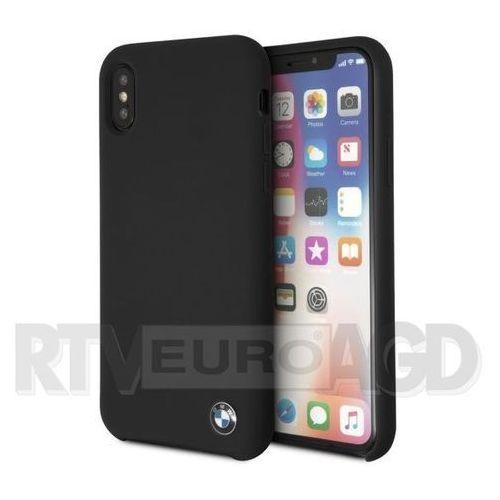 Bmw bmhcpxsilbk iphone x (czarny)