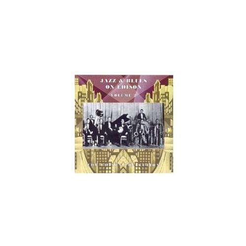 Document records Edison collection: jazz.. (0714298110722)