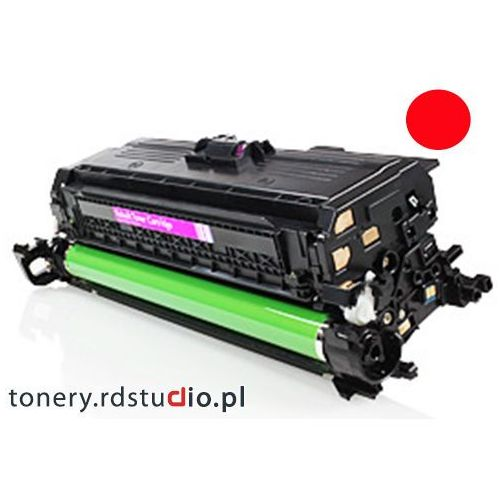Toner do HP CP4025 HP CP4525 HP CM4540 - Zamiennik HP CE263A Magenta