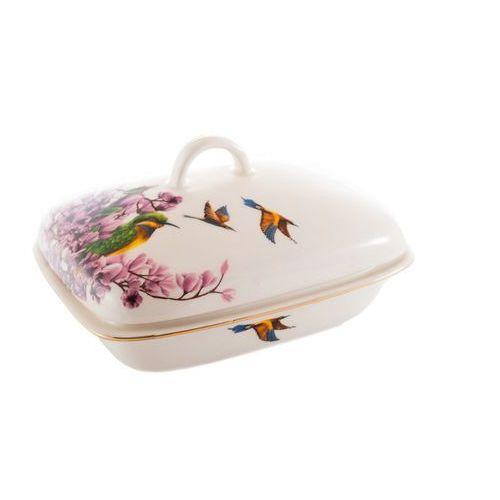 Maselnica magnolia polska ceramika marki Mieroszów