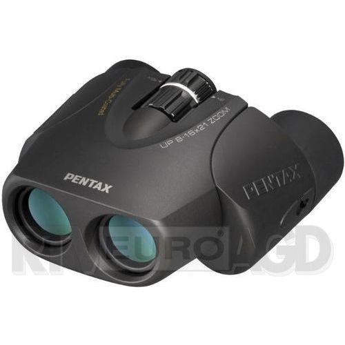 Pentax UP 8-16x21 (czarny) - produkt w magazynie - szybka wysyłka!