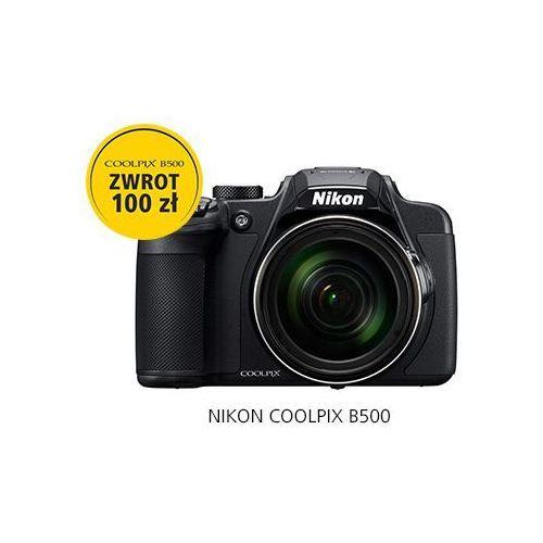 OKAZJA - Nikon Coolpix B500