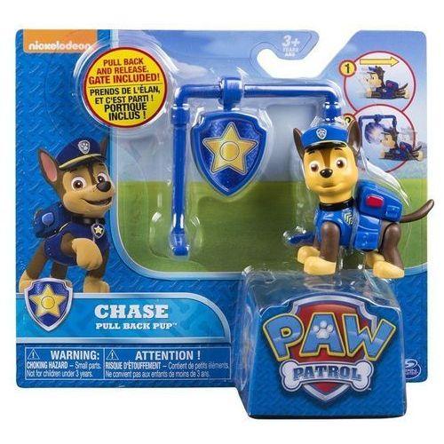 PSI PATROL Figurka akcji z odznaką, Chase - DARMOWA DOSTAWA OD 199 ZŁ!!!
