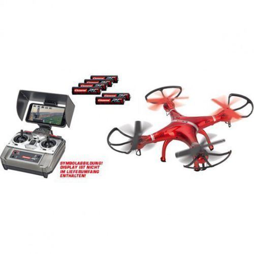 Dron Carrera Quadrocopter Live Streaming 503006 Darmowy odbiór w 19 miastach!, 503006