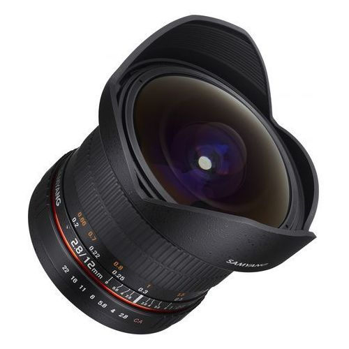 Samyang 12mm f/2.8 ED AS NCS Fisheye Micro 4/3 (8809298883669)