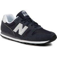 Sneakersy - ml373cc2 granatowy marki New balance