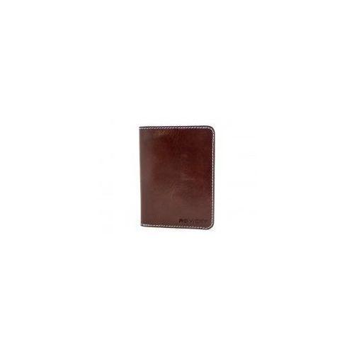 Etui skórzane na karty i banknoty Rovicky Okł. 1 B, Okładka 1 B