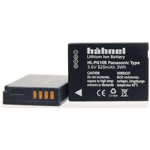 Hahnel HL-PG10E (zamiennik Panasonic DMW-BCG10E) - produkt z kategorii- Akumulatory dedykowane