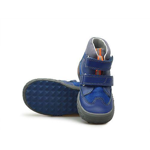 Bartek Półbuty profilaktyczne dziecięce 21704 niebieskie