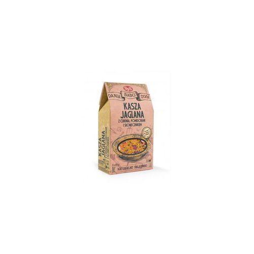 Kasza jaglana z cukinią, pomidorami i słonecznikem - SYS, 5903776001750