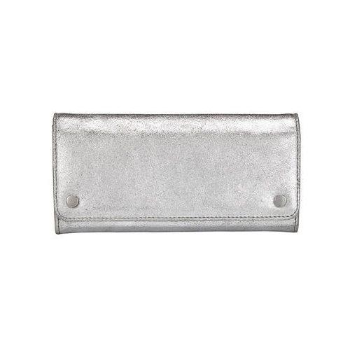 Phase eight metallic leather purse