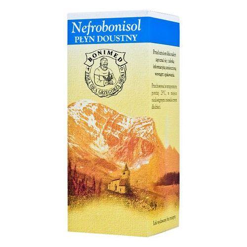 Nefrobonisol krople ziołowe Ojca Grzegorza Sroki 100 g (artykuł z kategorii Preparaty ziołowe)
