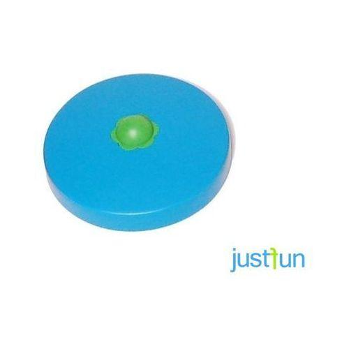 Plastikowa nakładka na belkę okrągłą ø 80 mm - niebieski marki Just fun