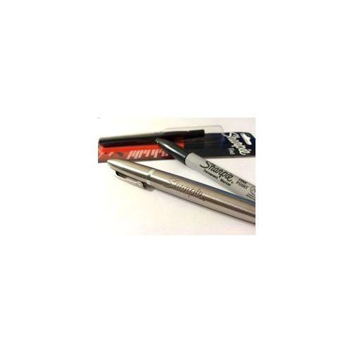Sharpie stainless steel marker wymienny wklad cza marki Sharpie sanford brands
