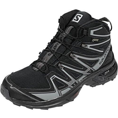 xchase mid gtx buty trekkingowe black/magnet marki Salomon