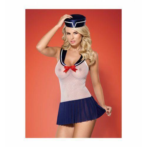 813-cst-8 marynarka kostium 4-częściowy marki Obsessive. Najniższe ceny, najlepsze promocje w sklepach, opinie.
